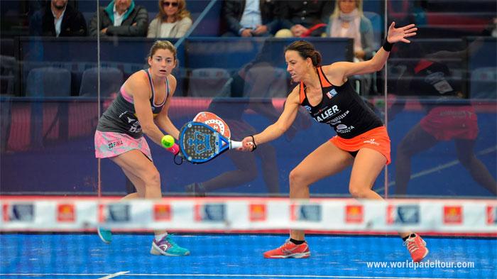 Marta Marrero y Ale Salazar se acercan al liderato del ranking femenino