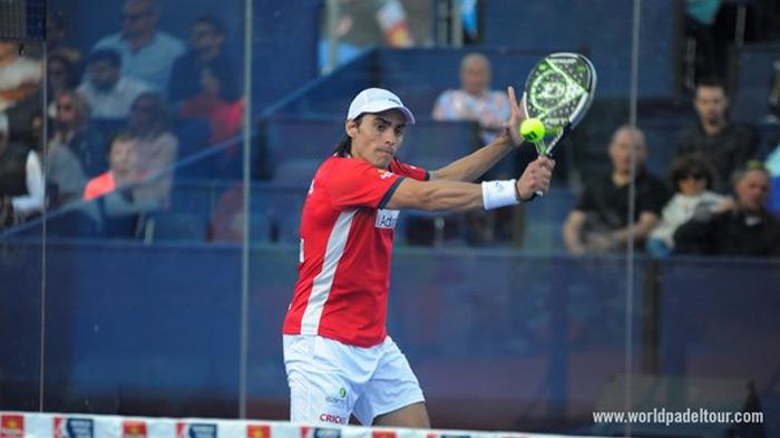 Juani Mieres y Miguel Lamperti no dieron opciones a sus rivales