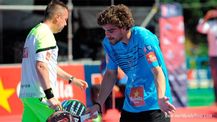 Reca y Lebrón buscarán el jueves pelear por colarse en cuartos del Master de Barcelona