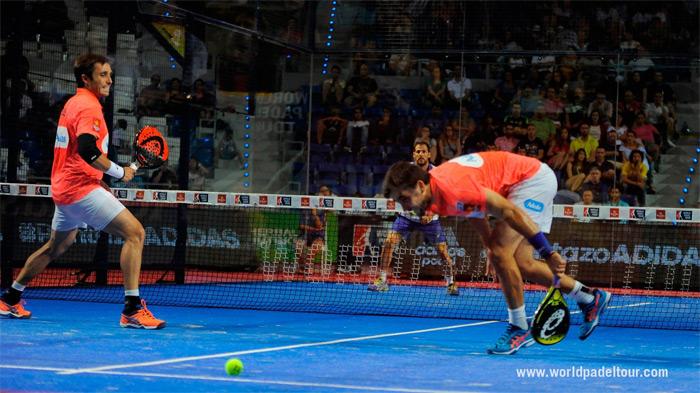 Bela y Lima lograron una nueva victoria en el Mallorca Open