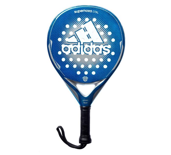 La pala Adidas Supernova Control está destinada a jugadores de nivel medio-avanzado