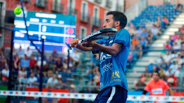Álvaro Cepero espera encontrar estabilidad junto a Aday Santana
