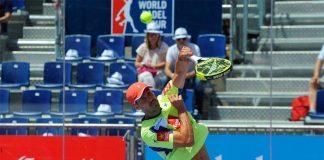 Crónica de los dieciseisavos del Valladolid Open