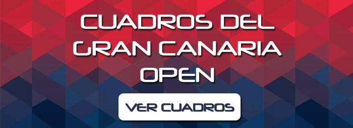 Cuadros del Gran Canaria Open