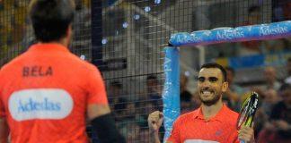 Bela y Lima siguen en racha tras ganar la final del Gran Canaria Open