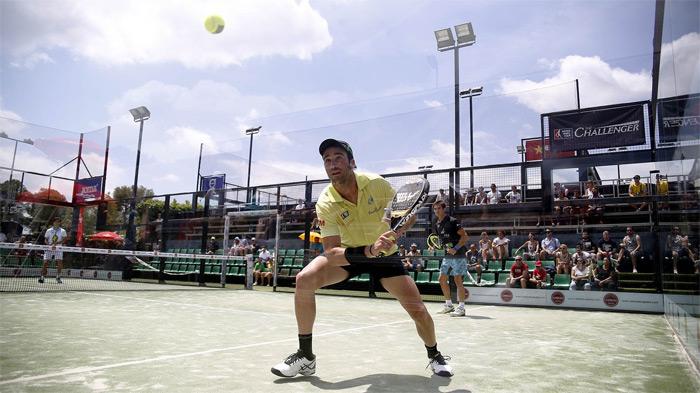 Javi Ruíz y Gonzalo Rubio consiguieron ganar en tres sets la final del Barcelona Challenger