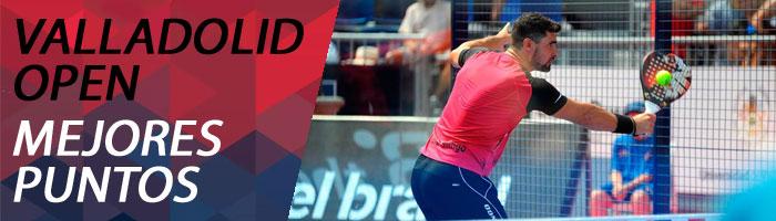 Mejores puntos del Valladolid Open