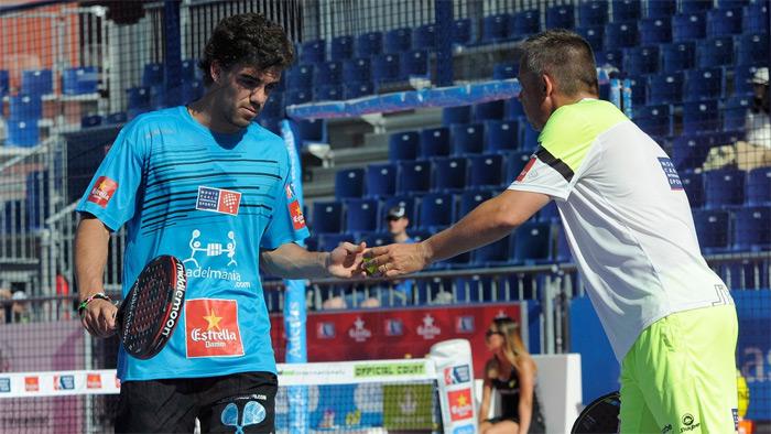 Difícil enfrentamiento el que ha deparado el sorteo para Gaby Reca y Juan Lebrón en primera ronda
