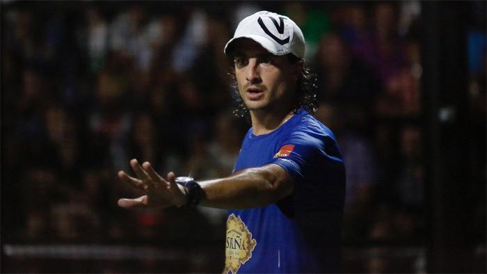 Fede Quiles volverá a jugar con Javier Concepción