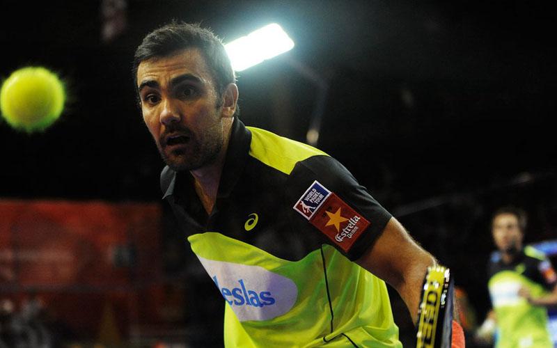 Lima y Bela derrotaron a Paquito Navarro y Sanyo Gutiérrez en la final del Sevilla Open