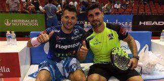 Crónica de los dieciseisavos del Sevilla Open
