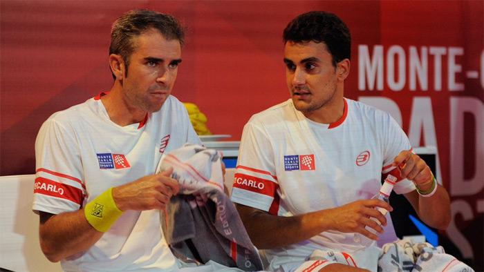 Raúl Díaz y Raúl Marcos ganaron en dos sets su partido de dieciseisavos