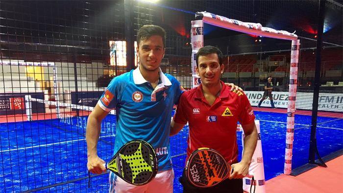 Ale Galán y Juan Cruz Belluati han hecho valer su condición de favoritos para ganar en la final de la previa