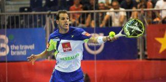 Conoce al nuevo compañero de Juan Martín Díaz en el Open de Sevilla