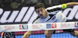 Martin di Nenno vuelve a la competición