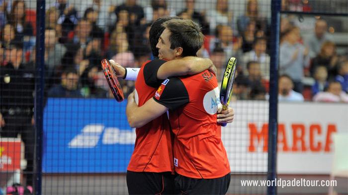 Bela y Lima consiguen su décimo título de la temporada