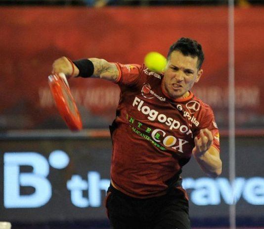 Máxima intensidad en los cuartos del Coruña Open