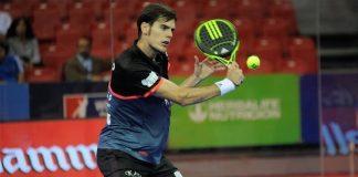Conce y Diestro dan la campanada en los dieciseisavos del Zaragoza Open