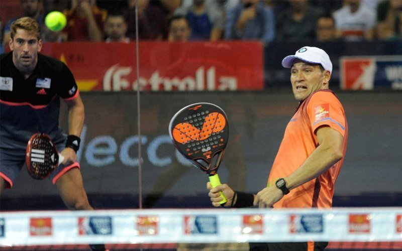 Seba Nerone y Ale Ruíz lideran los octavos del Zaragoza Open