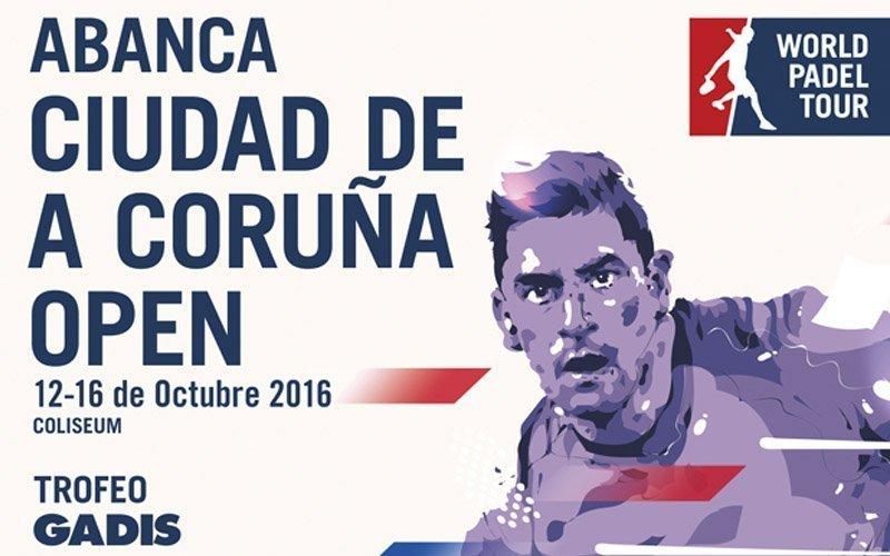 Ya se conocen los cruces de A Coruña Open