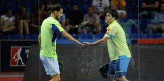 Cuadros y novedades del Zaragoza Open