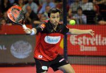 Fernando Belasteguín no jugará el Mijas Open