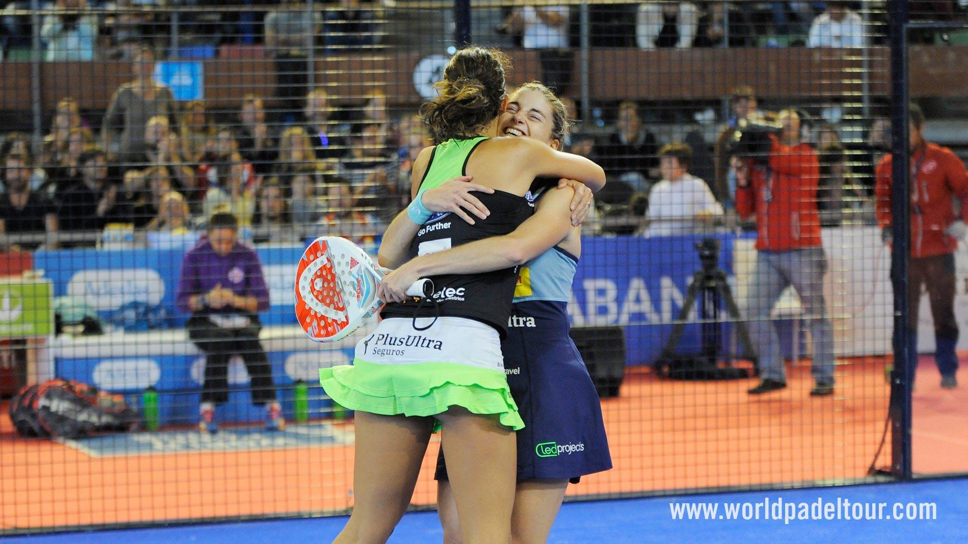 Marta Marrero y Ale Salazar ganan el A Coruña Open