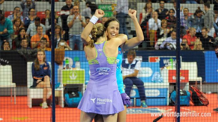 Marta Marrero y Ale Salazar consiguen su cuarto título consecutivo