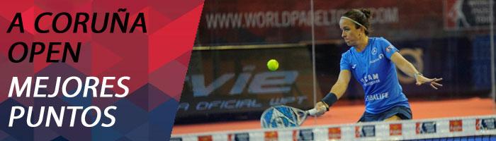Mejores puntos del Coruña Open