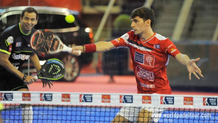 Franco Stupaczuk y Marcello Jardim se han impuesto en 3 sets a Aday Santana y Willy Lahoz