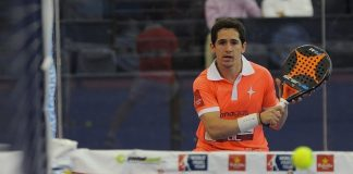 Jaime Bergareche anuncia que deja el pádel profesional