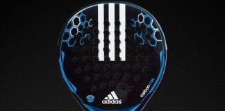 Análisis de la pala Adidas Carbon Control