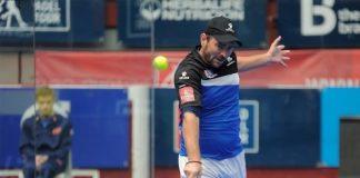 Crónica de los dieciseisavos del Euskadi Open