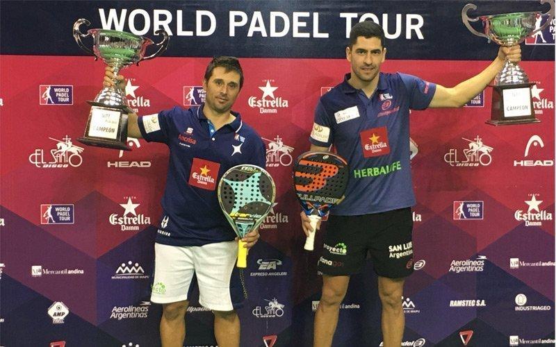 Maxi y Mati se llevan la final del Mendoza Open