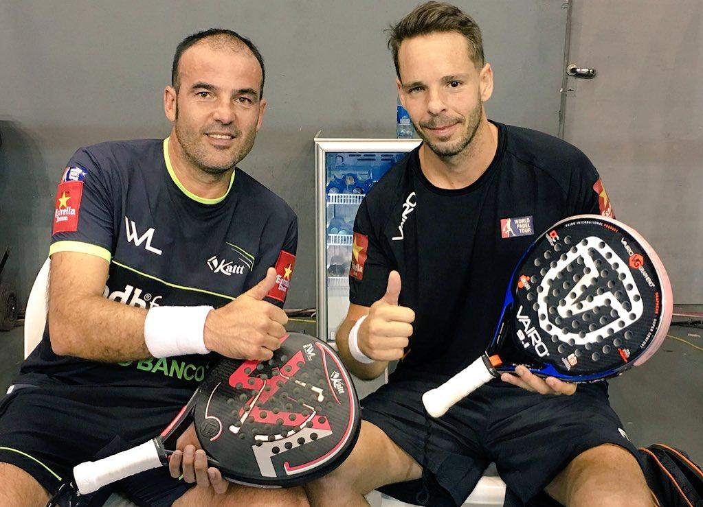 Willy Lahoz y Aday Santana ya están en cuartos del Mendoza Open