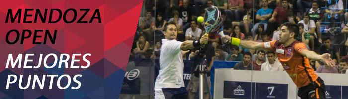 Mejores puntos del Mendoza Open