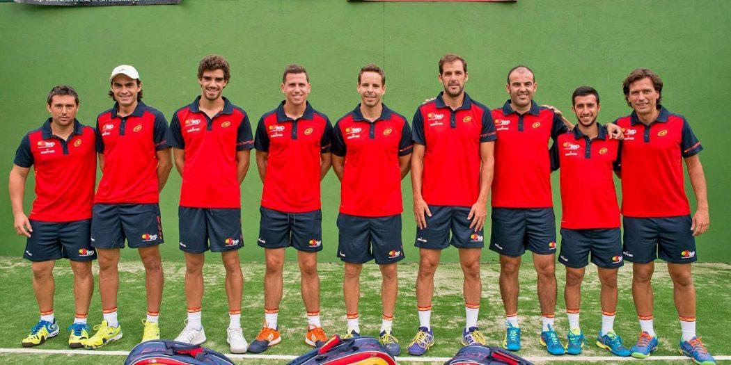 La selección española masculina ha superado fácilmente su eliminatoria en los cuartos de final del Mundial de Pádel 2016