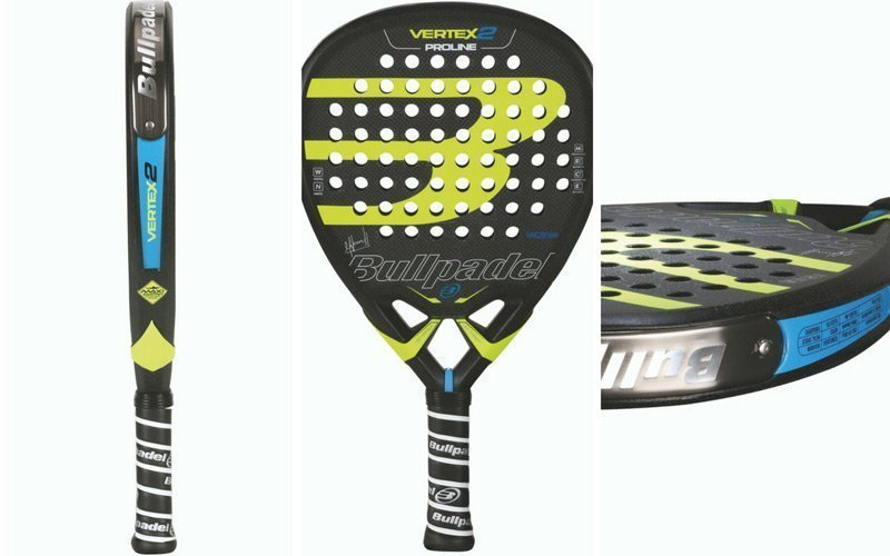 Religioso esperanza africano  The Bullpadel Vertex 2, the new weapon of Maxi Sánchez