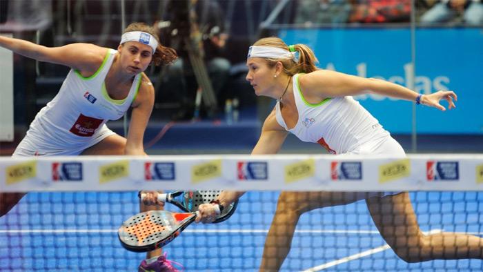 Ceci Reiter y Carolina Navarro buscarán dar la sorpresa en el Master Final