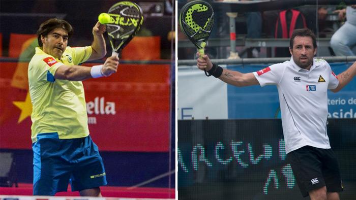 Cristian Gutiérrez y Maxi Grabiel jugarán juntos el Estrella Damm Master Final