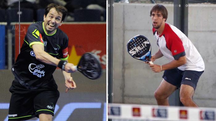 Marcello Jardim y Lucho Capra han confirmado que jugarán juntos el Master Final
