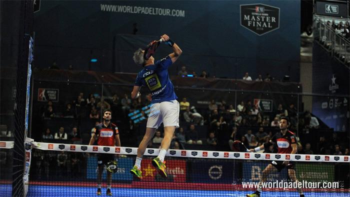 Miguel Lamperti y Juani Mieres lucharán por ganar la gran final del Master Final
