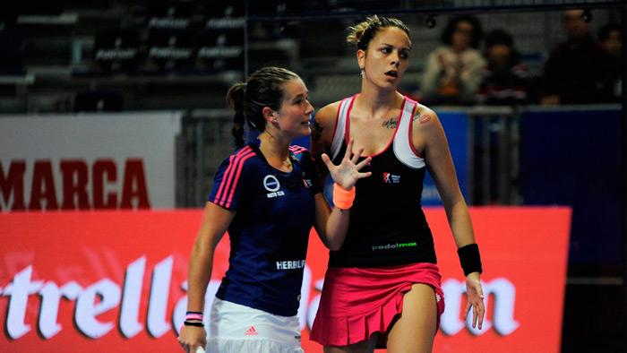 Martita Ortega y Alba Galán se unen para el Master Final