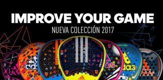 Conoce la nueva colección de palas Adidas Padel para 2017