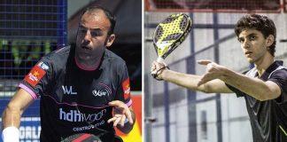 Willy Lahoz y Matías Marina, nueva pareja para 2017