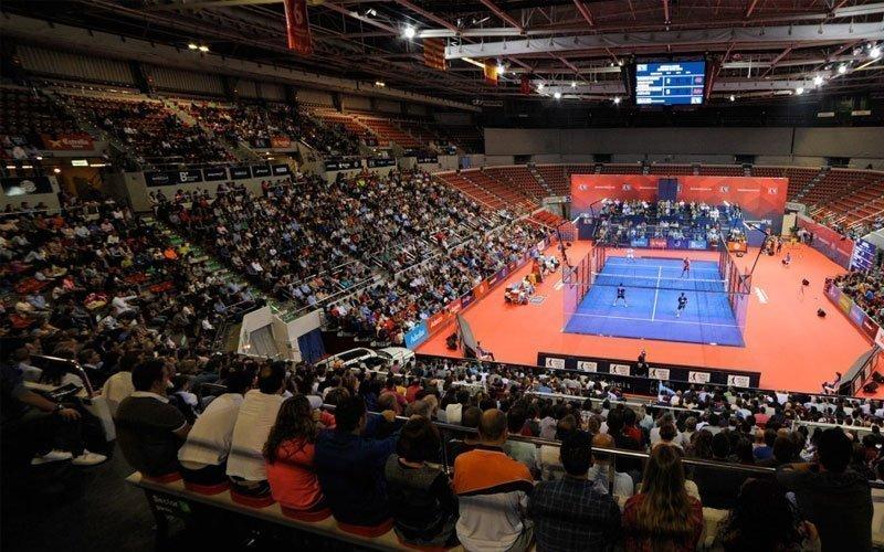 Granada y Zaragoza también serán sedes del World Padel Tour 2017