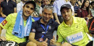 Miguel Sciorilli deja de ser entrenador de los número 1