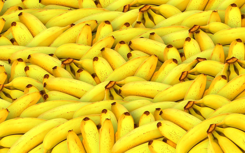 Ya hablamos con anterioridad de los beneficios del plátano para el pádel