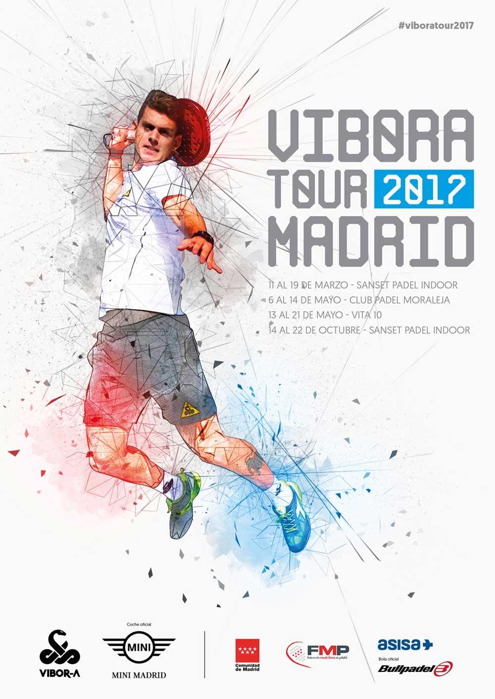 Cartel del Vibor-A Tour 2017