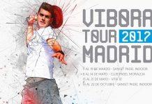 Se presenta oficialmente el Vibor-A Tour 2017